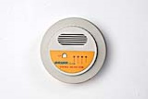 single station smoke alarm detector